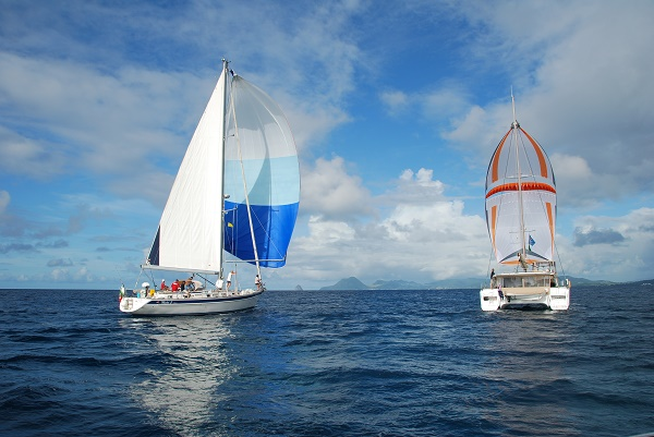 Odyssee Atlantique 2- Mahe 3 and The Larrikin arrive in Martinique