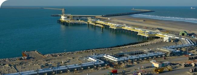 Terminal méthanier à Dunkerque¨port