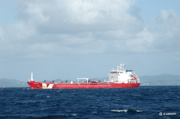 Cargo rouge A.C.