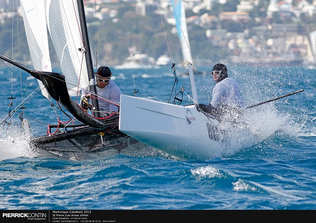 Martinique Cata Raid photo Pierrick Contin
