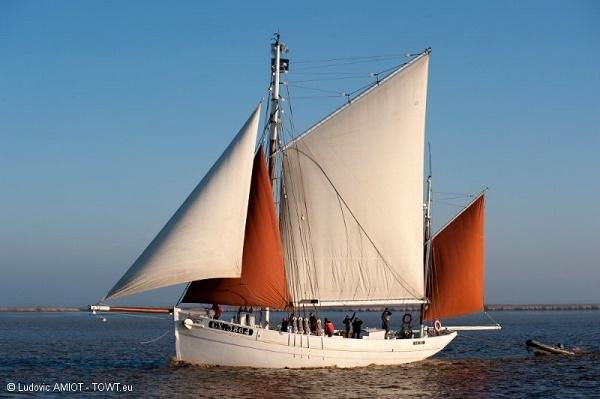 La Biche - bateau traditionnel