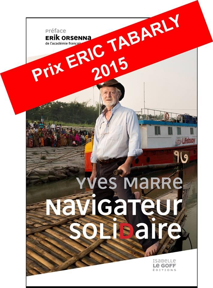 Prix Eric Tabarly - Yves Marre