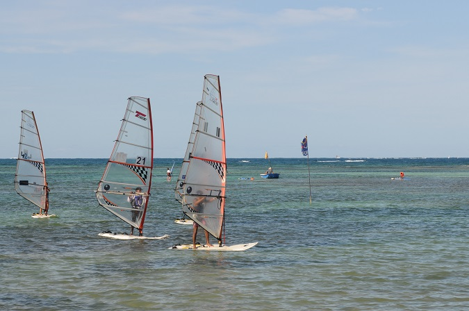 Wind surfers photos A.Cassim