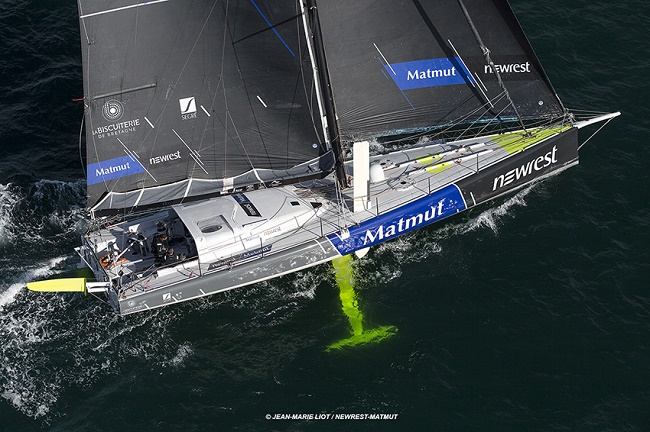 TJV le voilier Matmut photo JML