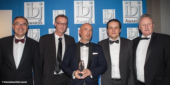 Dunkerque-port distinction IBJ Awards