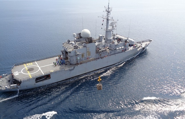 Le Vendémiaire photo Marine Nationale