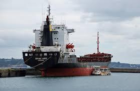 Navire  Captain Tsarev photo Mer et marine