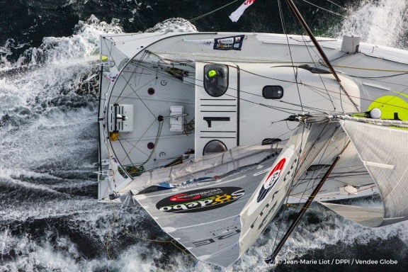 Photo Jean Marie Liot / DPPI / Vendée Globe