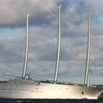Le plus grand superyacht du monde !