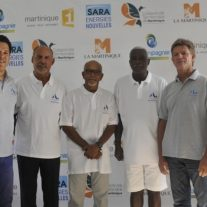 The Round Martinique Regatta dans les « starting block »