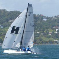 Le Martinique Cata Raid 2018 dominé par Orion MARTIN et Charles GATE