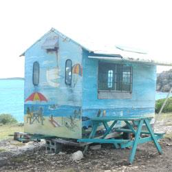 Baraque à Antigua