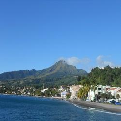 St Pierre Montagne Peléee - Martiniqque